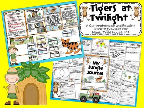 tigers at twilight book report 8 best magic tree house images on magic
