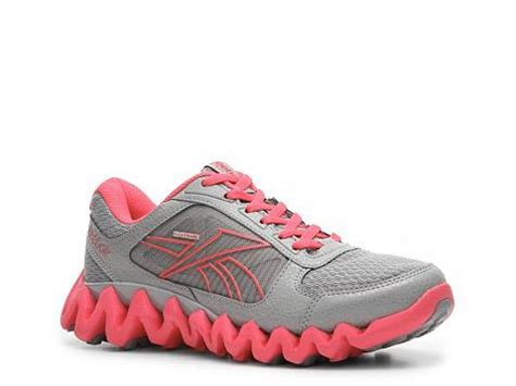 reebok zigtech womens running shoes reebok zigtech shark pursuit360 performance running shoe