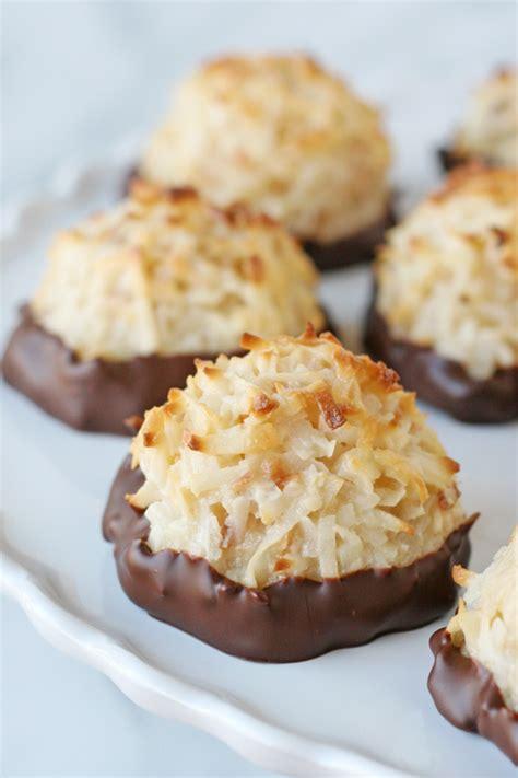 coconut treats coconut macaroons glorious treats