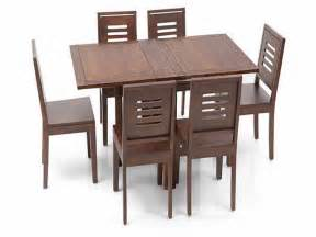 Foldable Dining Table Designs Folding Dining Room Table And Chairs Marceladick