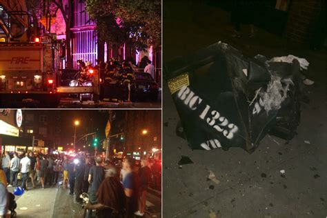 Bahan Ny Chelsea Away 17 18 dumpster bomb rocks chelsea injuring 29 second device found nearby