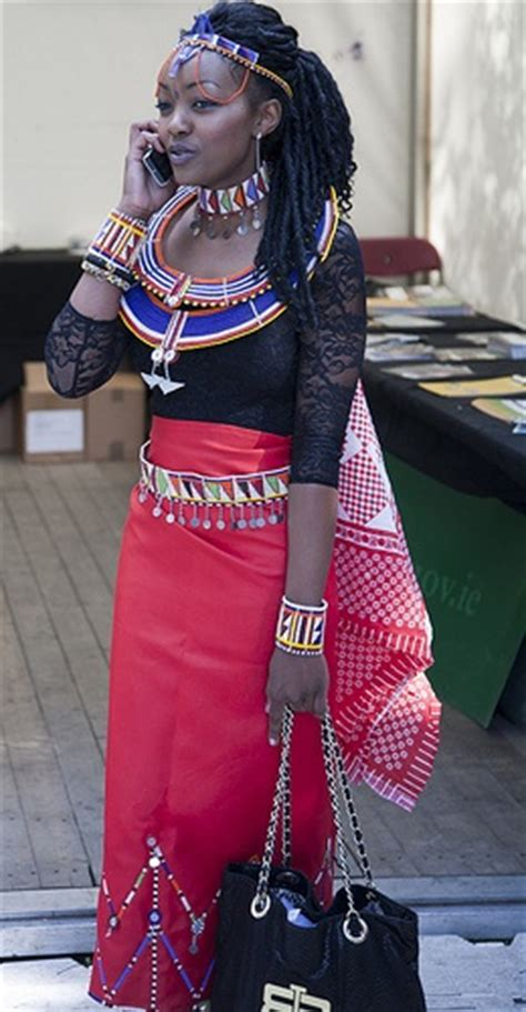 latest outfits in kenya style sense beauty in culture