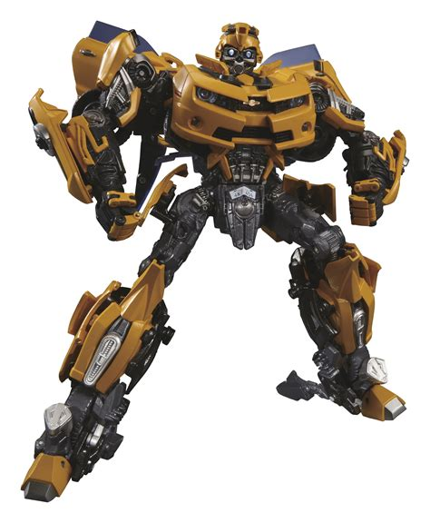 Robot Transformers Bumblebee shadow spark optimus and masterpiece bumblebee
