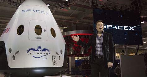 elon musk spacex spacex preparing dragon 2 for feb 2018 launch