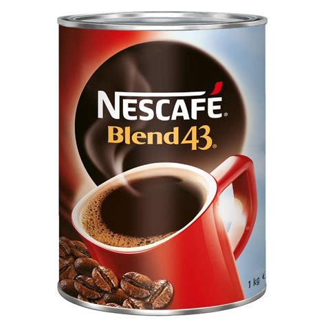 Nescafe Coffee best nescafe blend 43 instant coffee recipe on