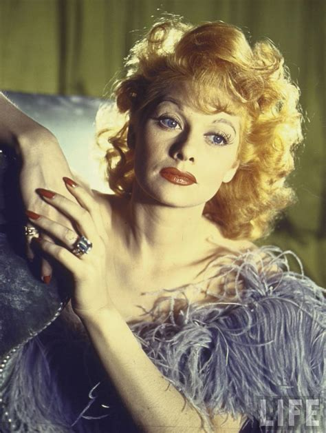 lucy ball style code style icon remembering lucille ball