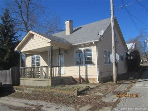 9060 high st georgetown in 47122 bank foreclosure info