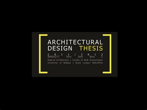 typography dissertation architecture design thesis