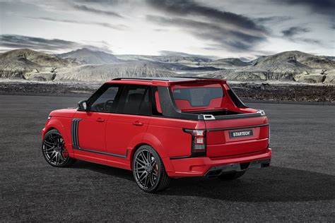 range rover pickup truck range rover pickup truck by startech photo gallery