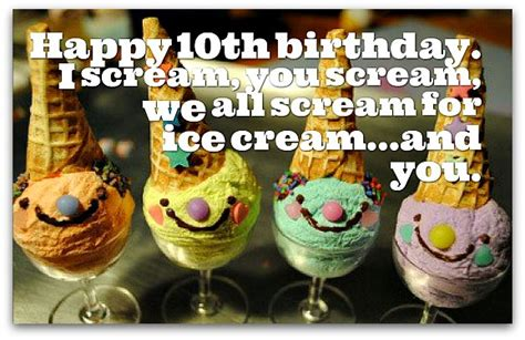 Happy Birthday Wishes 10 Year Boy 10th Birthday Wishes Birthday Messages For 10 Year Olds