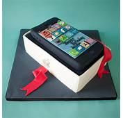 IPhone 5 Birthday Cake  Crumbs &amp Doilies