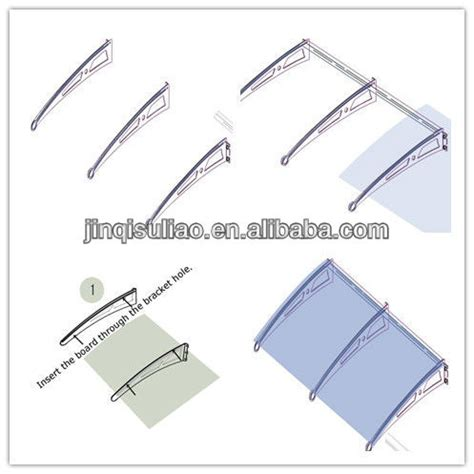 polycarbonate awning brackets high quality plastic door canopy awning brackets buy