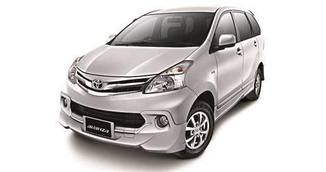 Lu Depan Toyota Avanza toyota avanza luxury akhirnya diluncurkan