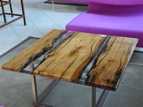 resin coffee table coffee table design