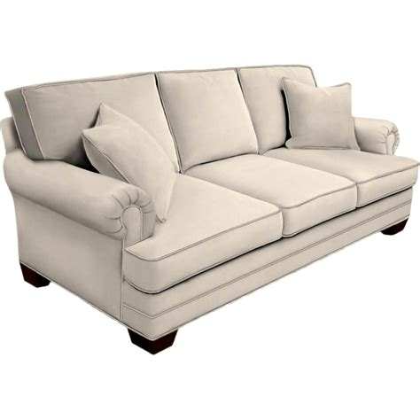 Arm Sofas by Hgtv Home Design Studio By Bassett Panel Arm Sofa Sofas