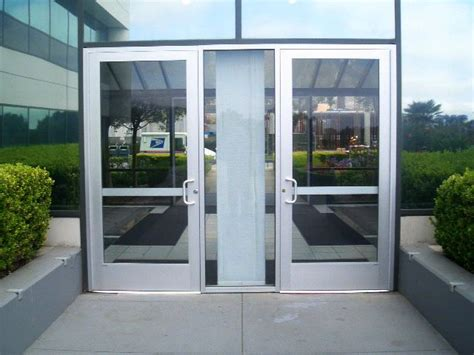 Commercial Exterior Doors With Glass Commercial Glass Entry Doors With Aluminum Frames Search G2 Gallery