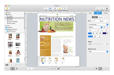 layout plus software page layout software for desktop publishing publisher