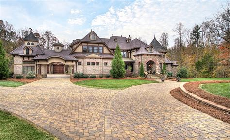 2 6 Million Country Mansion In Weddington Nc