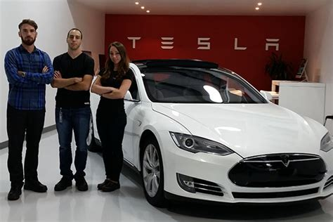 Tesla Motors Internship Salary Tesla Oakbrook Tesla Image