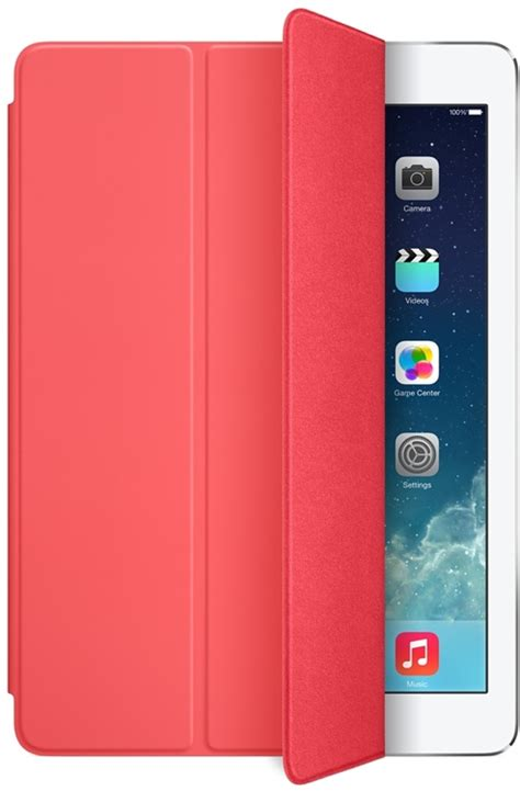 Smart Cover Air Pink1716 apple air smart cover pink sweetwater