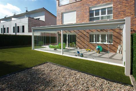 porche jardin jard 237 n con porche de aluminio proyectos echarri