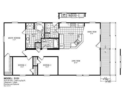 oak creek homes floor plans oak creek homes double wides san antonio