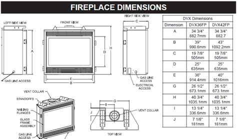 Fireplace Dimensions by Dimensions Of A Fireplace Outdoor Fireplace Dimensions