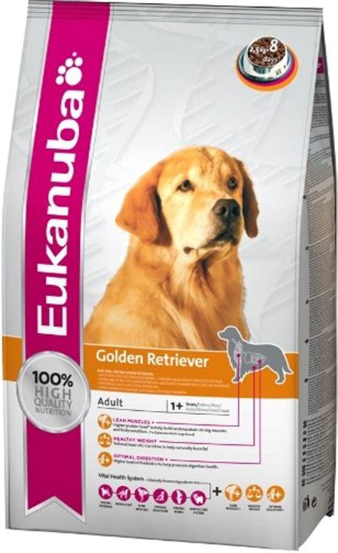 food for golden retriever eukanuba golden retriever food at the best prices swell pets