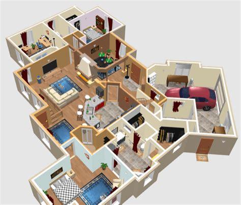 plantas 3d plantas de casas 3d