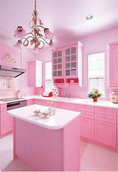 pink kitchens pink kitchen ideas dgmagnets com