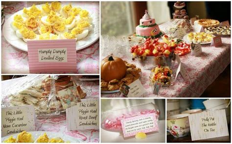 How To Prepare Baby Shower by How To Prepare Nursery Rhyme Baby Shower Baby Shower Ideas