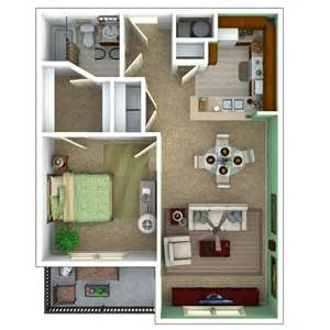 furniture for one bedroom apartment senior apartments indianapolis floor plans