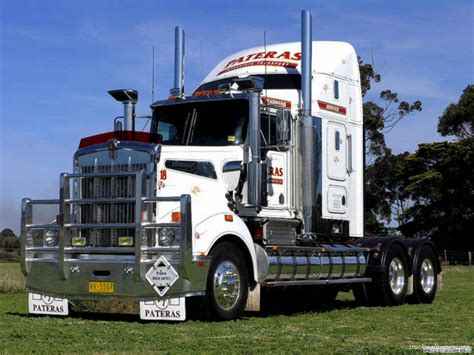 kenworth semi trucks trucks wallpapers kenworth truck wallpapers