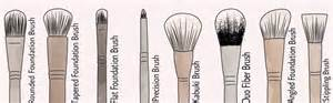 10 best foundation brushes available in india liquid