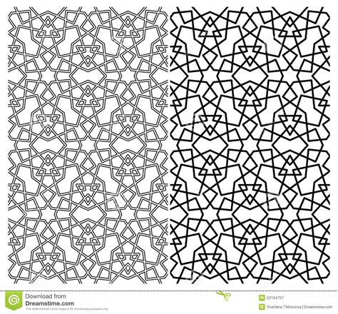 islamic patterns keith critchlow islamic geometric patterns vector