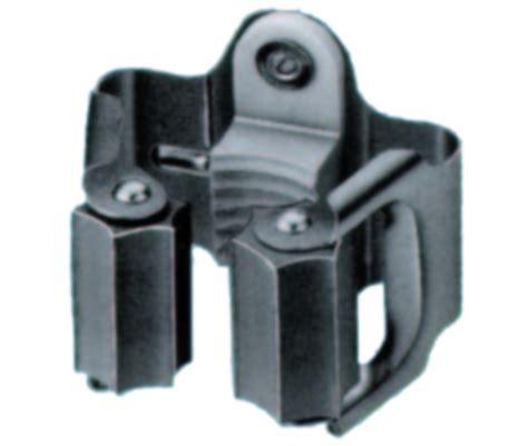 porta scope portascope a molla da appendere 0683381 unifix