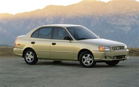 Hyundai Accent 2002 by 2002 Hyundai Accent Information And Photos Zombiedrive