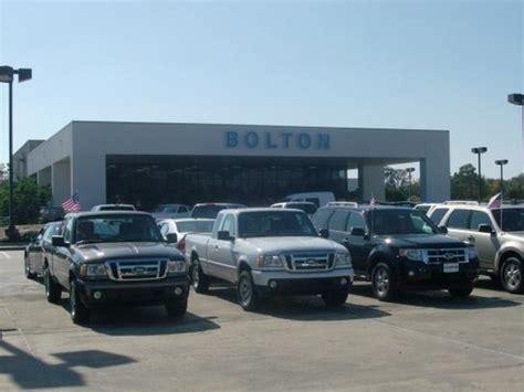 Bolton Ford bolton ford car dealership in lake charles la 70607
