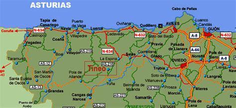 libro asturias mapa de carreteras aluminios fondevi mapa carreteras