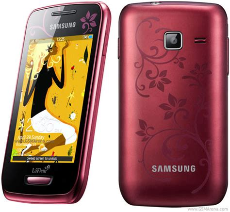 Hp Samsung Galaxy La Fleur samsung wave y s5380 pictures official photos