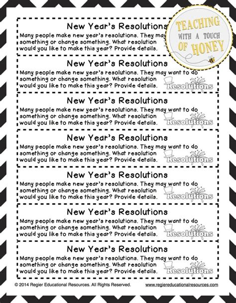 new year writing activities 1000 images about happy new year activities on