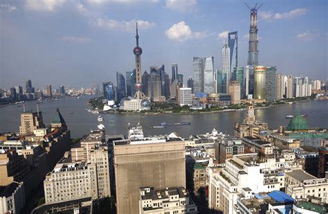 new year 2018 shanghai 26 years of growth shanghai then and now in focus the