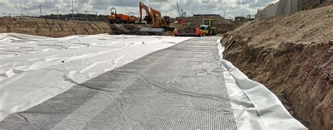 Foundation Reinforcement   Geosynthetics