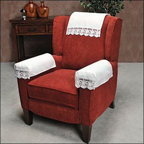 Armchair Armrest Covers by Great Price Walter For Lace Armchair Cover Set