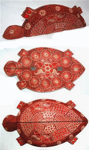 Kain Batik Buah Naga Sekarjati souvenir