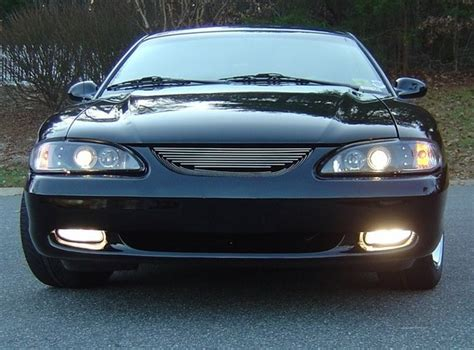 1994 ford mustang headlights 1994 1998 ford mustang headlights dashzracing collection