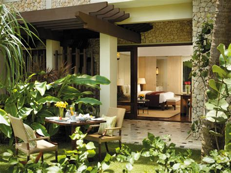 bedroom garden luxury boracay beach resort spa in the philippines photos