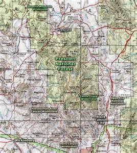 northwest arizona map hells wilderness