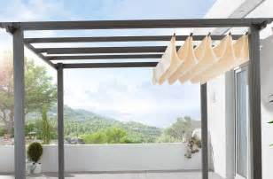 Diy Retractable Pergola Shade by Diy Retractable Pergola Shade Canopy Pictures To Pin On