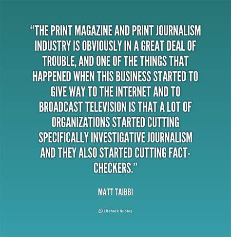 Journalism Quotes by Quotes About Broadcast Journalism Quotesgram